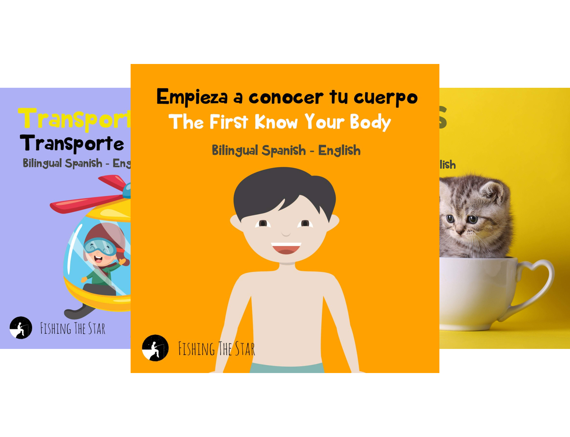 First Know Spanish for Kids
