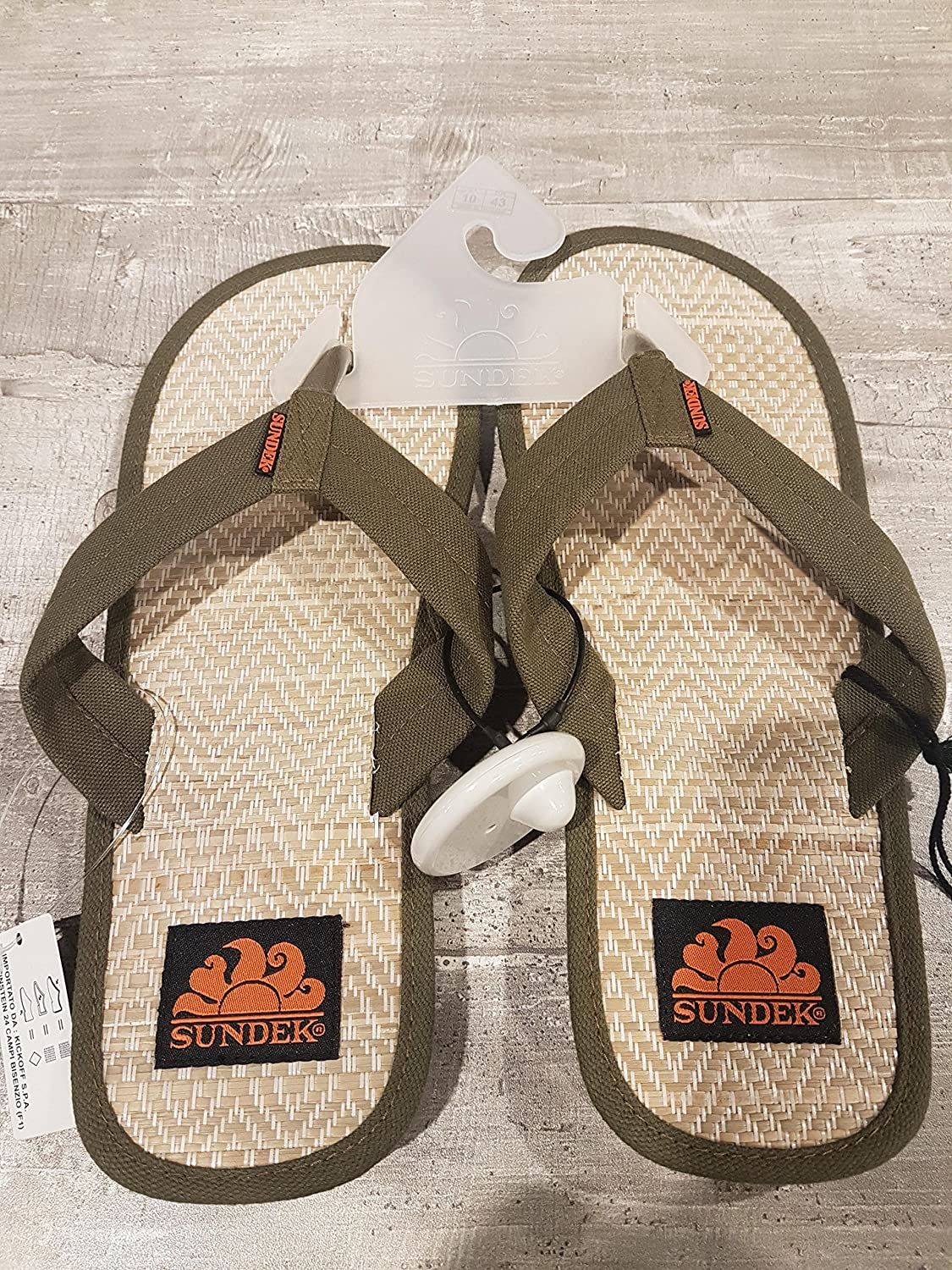 SUNDEK Ciabatte Infradito 43  Amazon.co.uk  Shoes   Bags ef09fd85f38