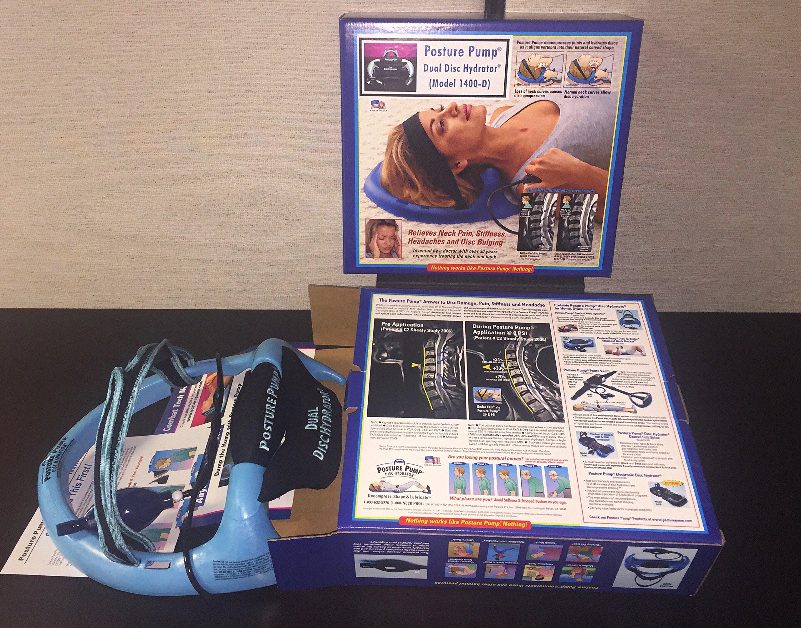 Posture Pump® 1400-D (Dual Disc Hydrator®) by Posture Pump (Image #3)