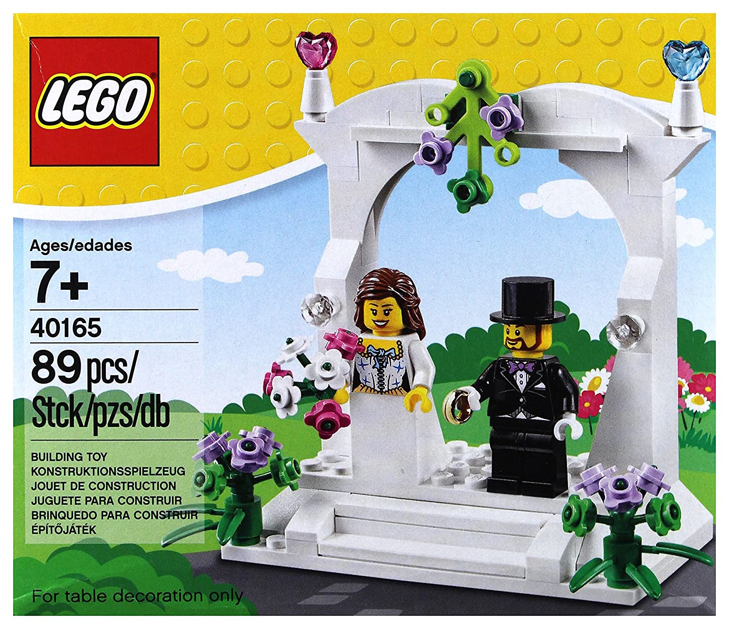 Lego Recuerdo de Boda