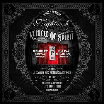 nightwish vehicle of spirit