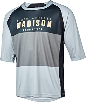 Madison Alpine Mens MTB Jersey  Amazon.co.uk  Sports   Outdoors c42099681