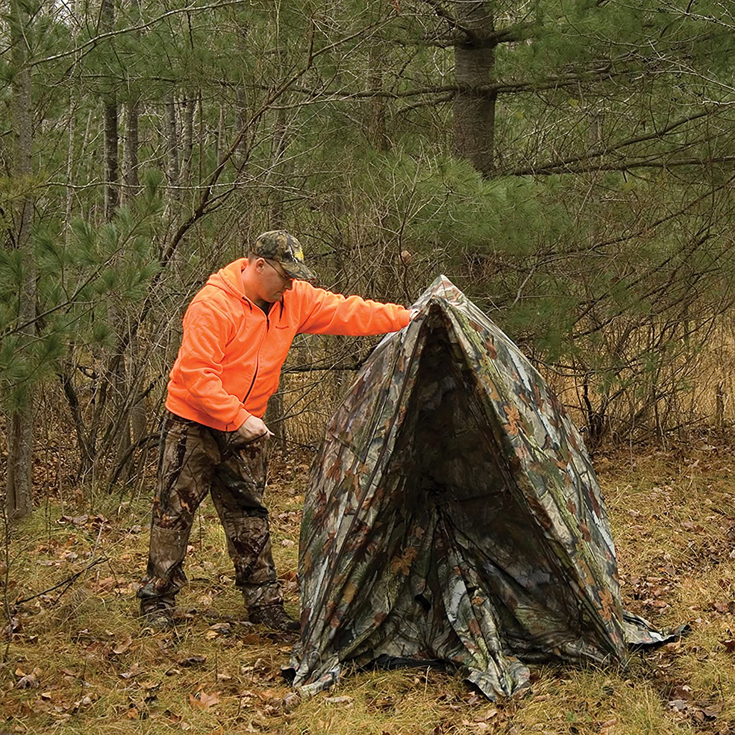 bull the primos double ground dp truth blinds deluxe amazon person blind com camo
