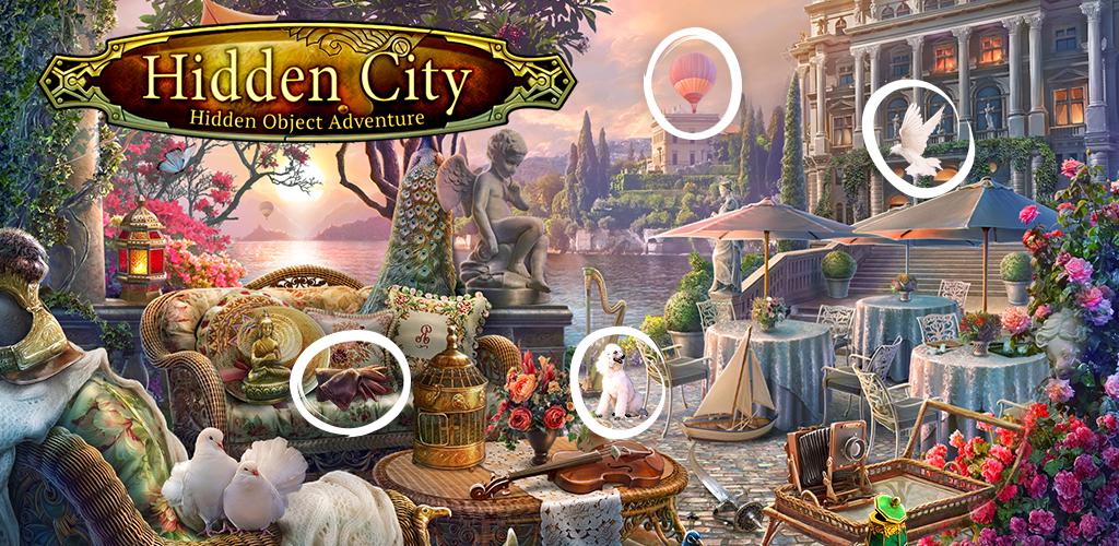 Amazoncom Hidden City Hidden Object Adventure Appstore For Android
