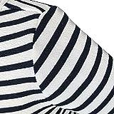 Sunny Fashion KL82 Girls T-Shirt Striped School