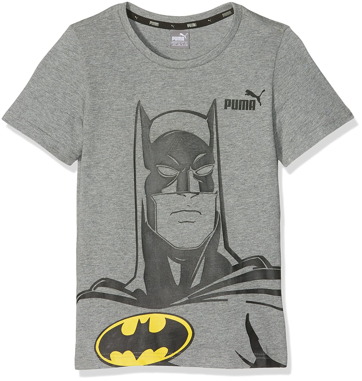 Puma Kinder Style Batman Tee T-Shirt PUMAE|#PUMA 590718