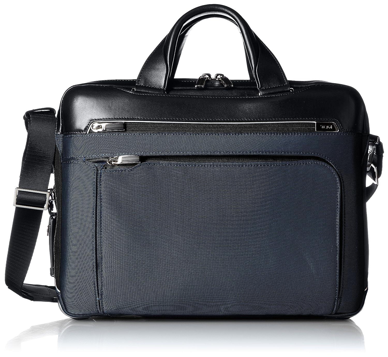 [トゥミ] ビジネスバッグ 公式 正規品 ARRIVE 「ソーヤー」ブリーフ 0255002 B073WSW7PRネイビー