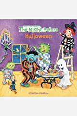 The Night Before Halloween Paperback