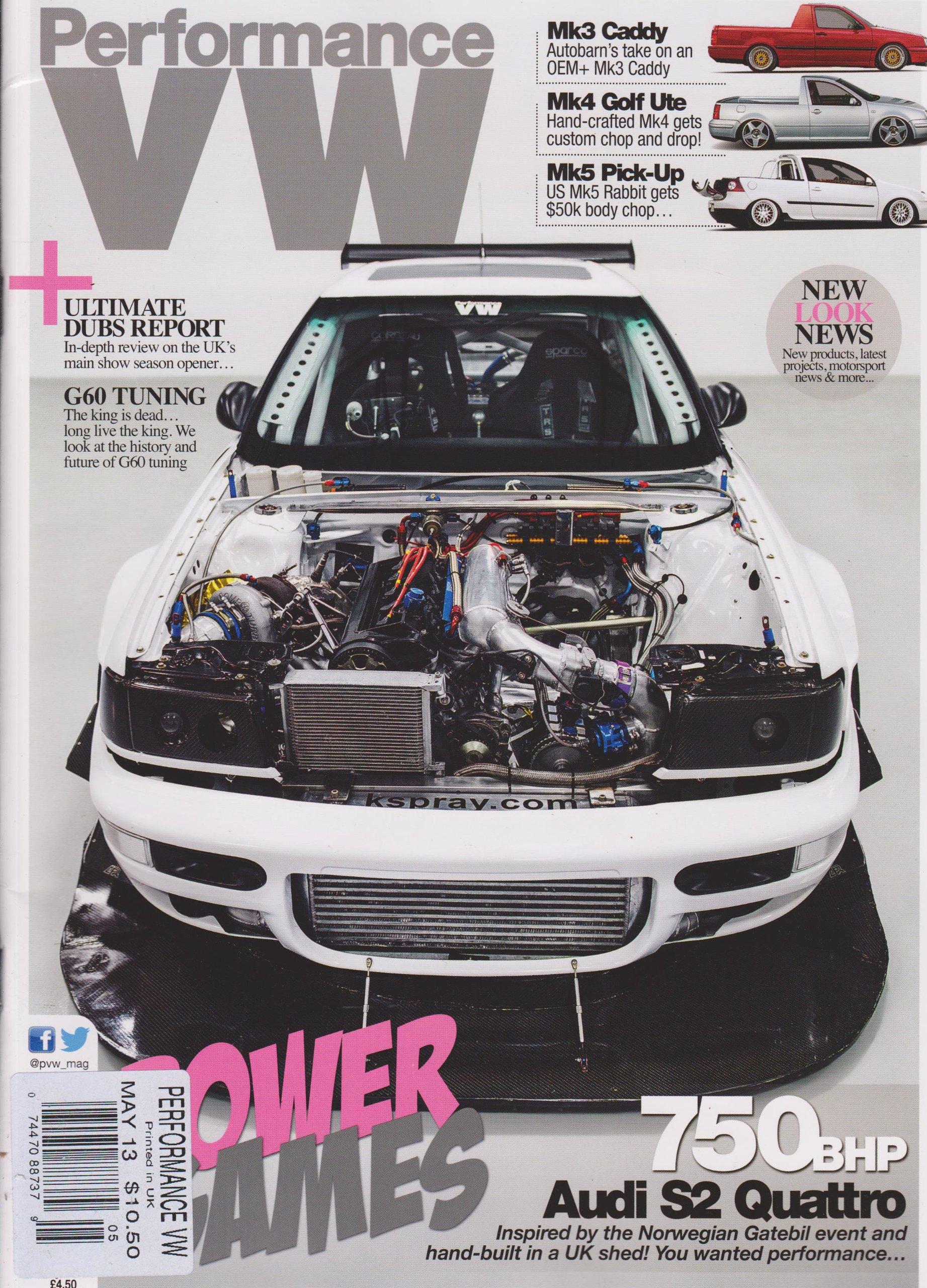 Performance VW Magazine May 2013 pdf epub