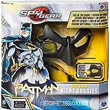 Spy Gear 6026810 - Batman Night Goggle Mask, Multicolore