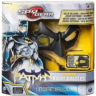 Spy Gear Batman Maschera Equipaggiamento per Bambini, Multicolore, 6026810 Spin Master