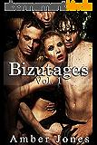BIZUTAGES: Lorsque le piège se referme... (Vol. 1): (Roman Érotique, Sexe à Plusieurs, HARD,  Première Fois, Soumission)