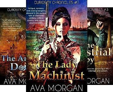 c33adf24b325 Curiosity Chronicles (4 book series) Kindle Edition