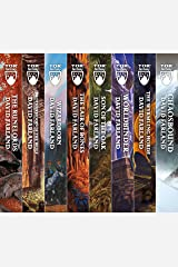 The Runelords Series: (The Runelords, Brotherhood of the Wolf, Wizardborn, The Lair of Bones, Sons of the Oak, Worldbinder, The Wyrmling Horde, Chaosbound) Kindle Edition