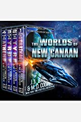 Building New Canaan - The Complete Series - A Colonization and Exploration Space Adventure (Aeon 14: Building New Canaan) Kindle Edition