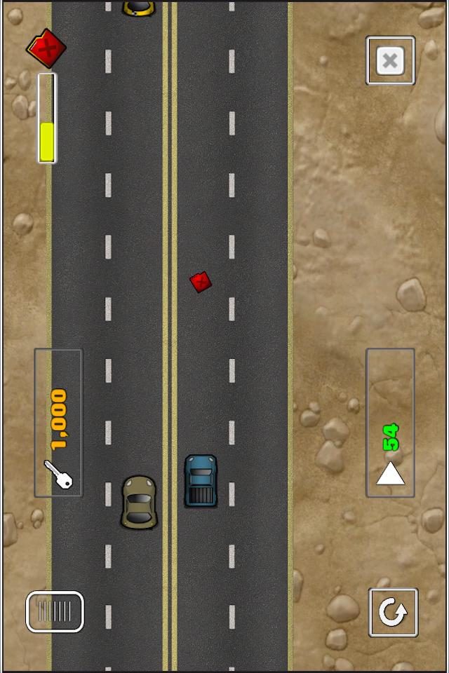 2D Car Runner [Download]