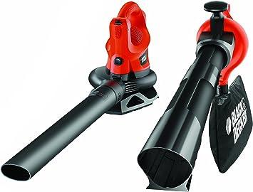 Black+Decker GW2200-QS Aspirador-soplador-triturador 2200 W y 35 L ...