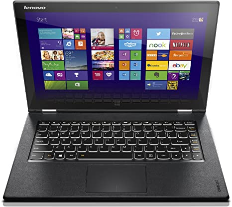 Lenovo IdeaPad Yoga 2 Pro - Ordenador portátil (Ultrabook, Touchpad, Windows 8.1 ,