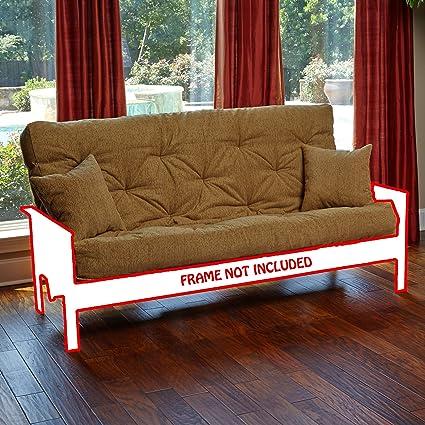 memory reviews foam futon pdp futons furniture mattress fibre serta