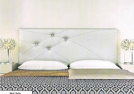 colchones y muebles baratos Cabecero tapizado Stylo (105)