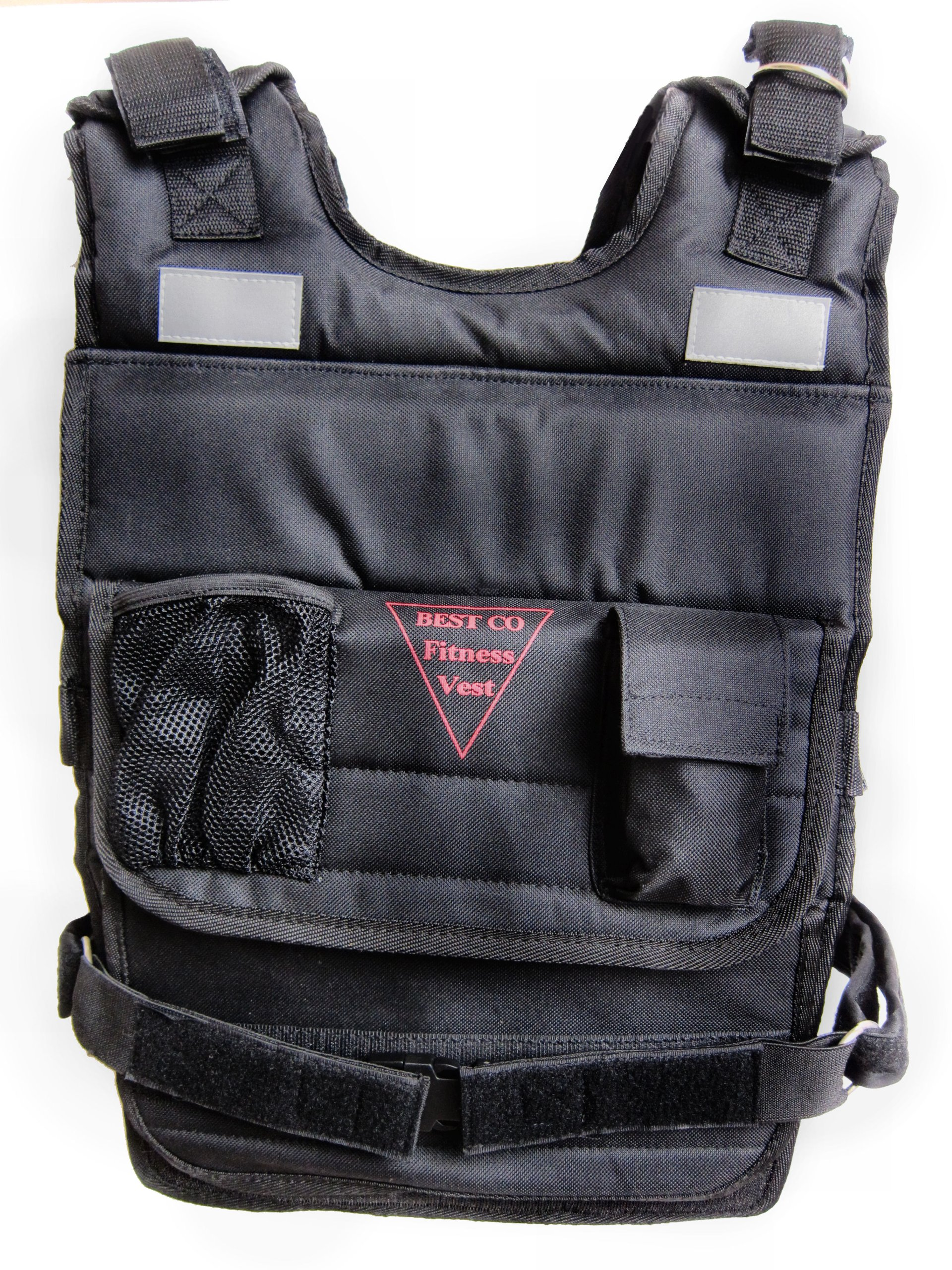 NEW WEIGHTED VEST 90 LBS Fitness Vest by BESTCO PRODUCTS
