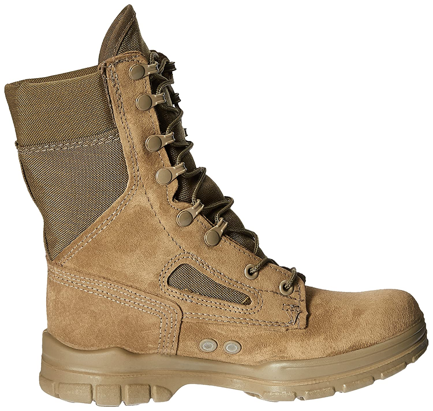 Bates Women's USMC Lightweight DuraShocks Military and Tactical Boot B000G7T8B4 9.5 M US|Olive Mojave