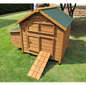 Large FeelGoodUK Coop House Chicken Coop