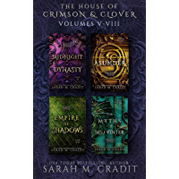 The House Of Crimson & Clover Box Set Volumes V-VIII: A New Orleans Witches Family Saga (Crimson & Clover Collections…