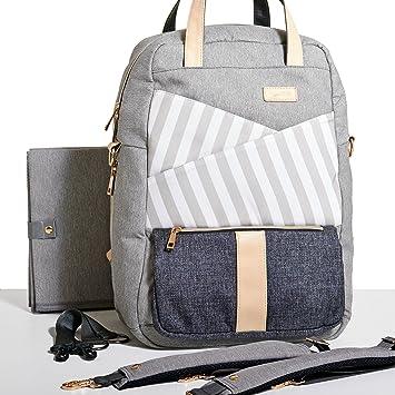 Amazon.com   Gadikat Diaper Bag - Dani Backpack cb4ee3e830ada
