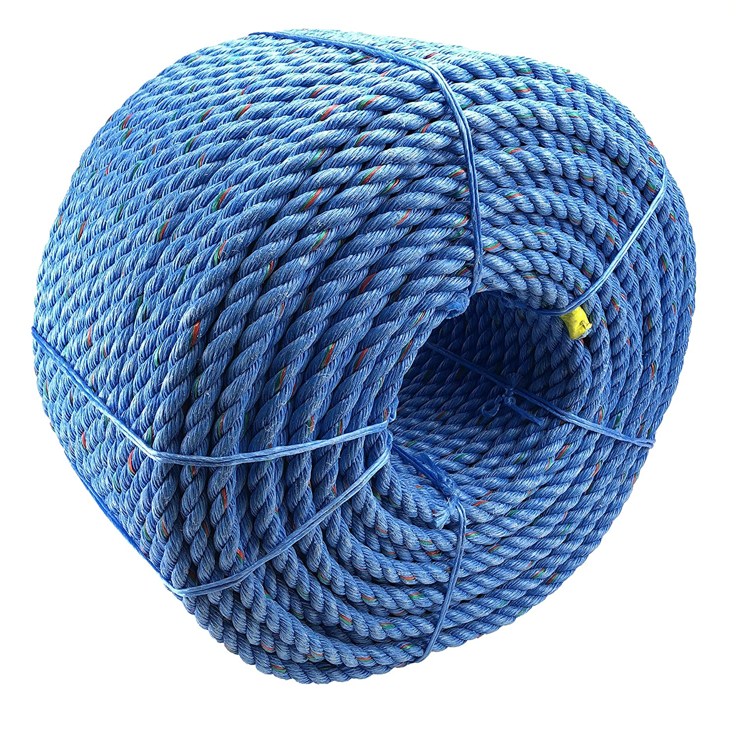 Tree Surgery Rope Fishing Pots Rigging 18mm Polysteel Rope x 220 Metre Coil