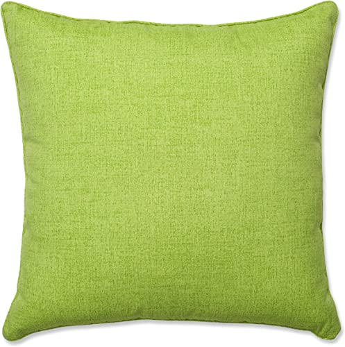 Pillow Perfect Outdoor/Indoor Baja Linen Floor Pillow