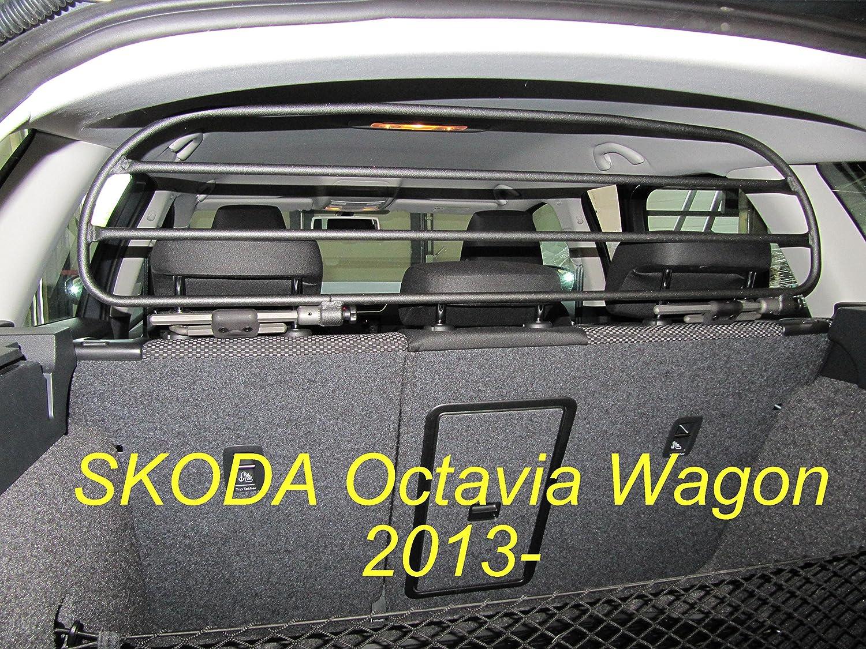ERGOTECH Trennnetz Trenngitter Hundenetz Hundegitter f/ür Skoda Octavia Wagon Kombi ab BJ 2013