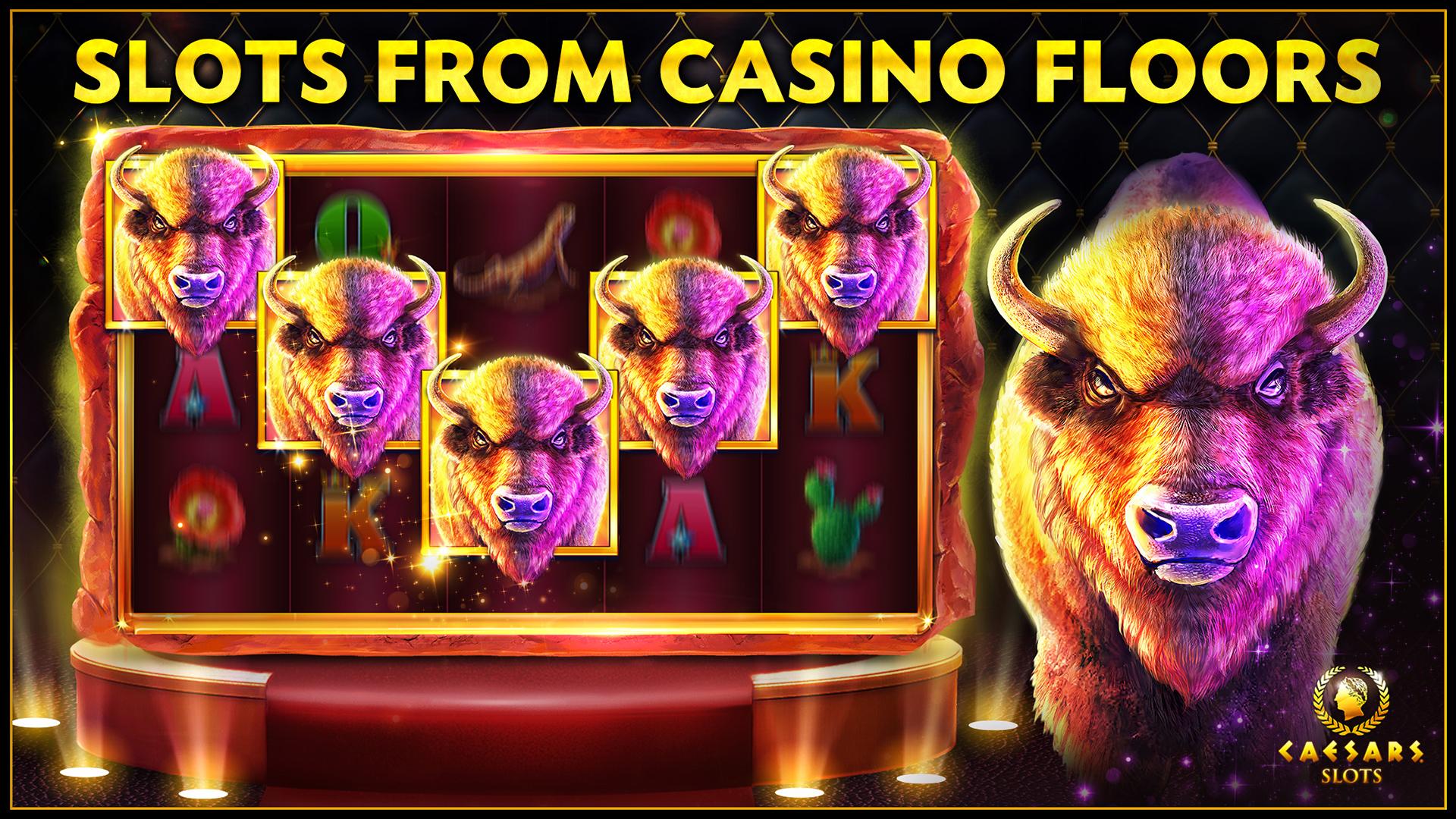 Caesar Casino Games