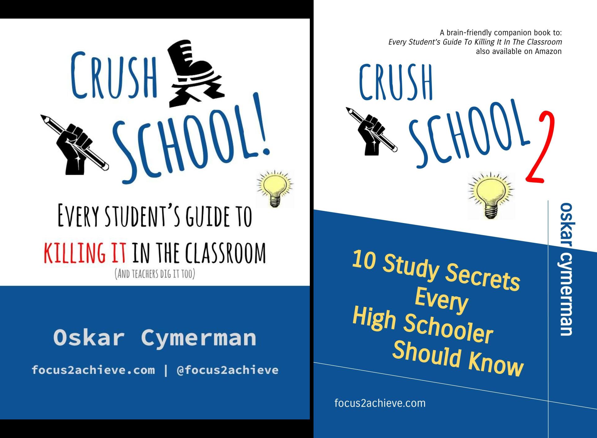Crush School (2 Book Series)