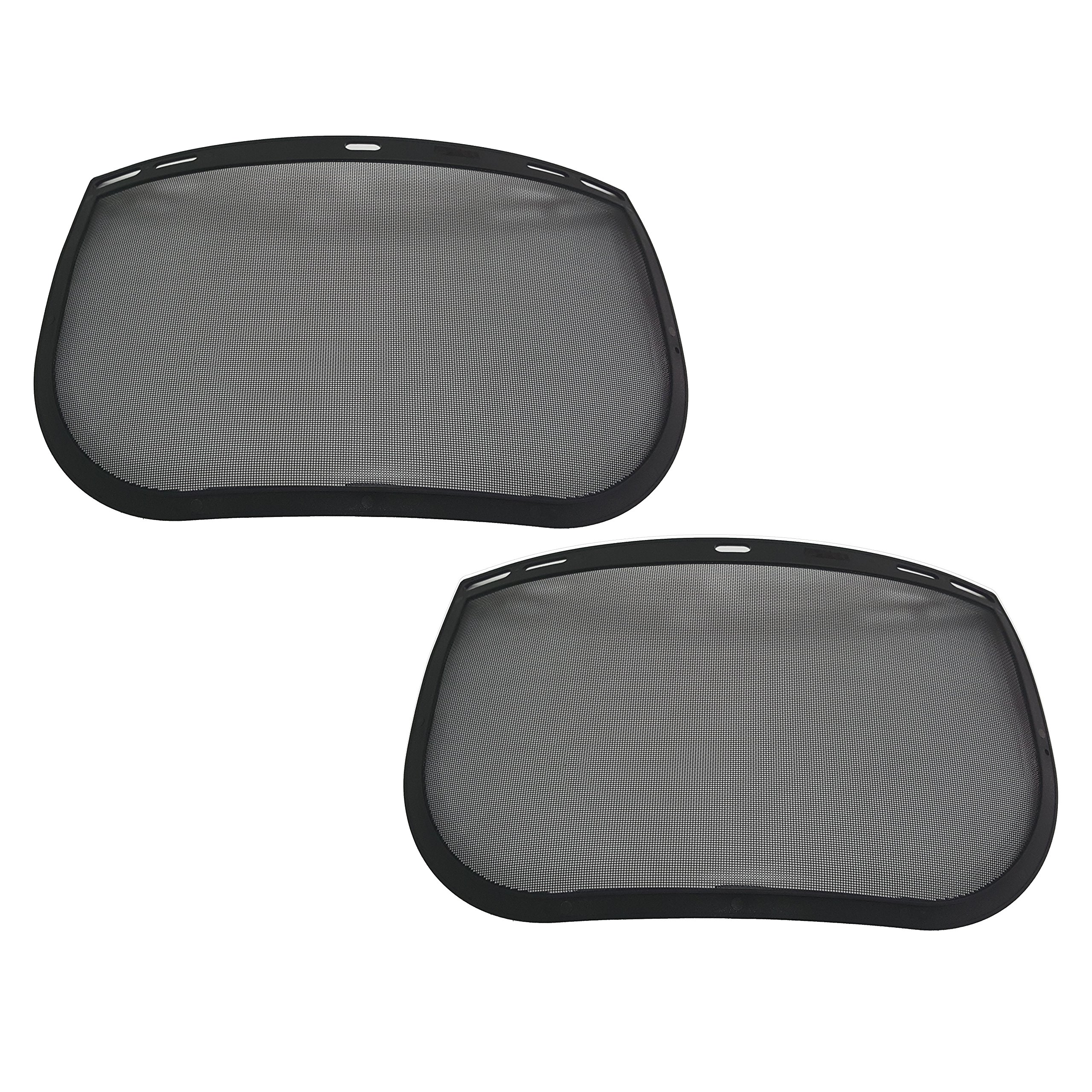 2 x Mesh Replacement Browguard Face Shield Jasper For B01MTE55D2, B01N27FUOV, B01N8R5UIM, B01MG7L836