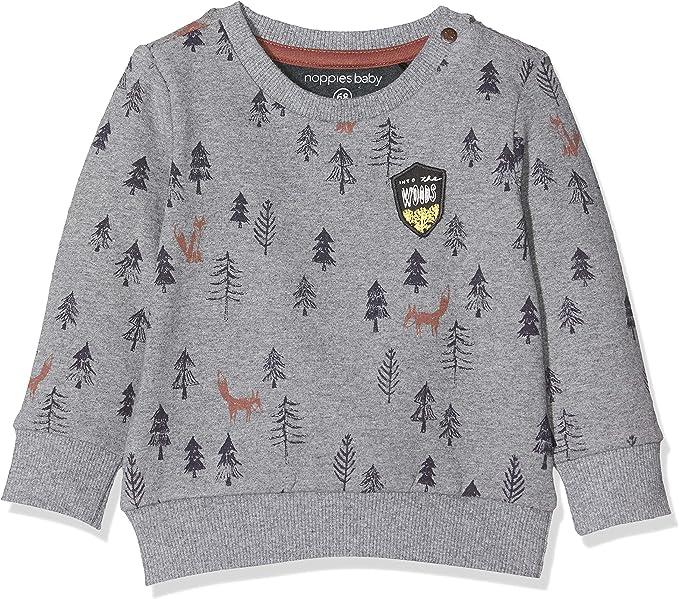 Noppies Baby-Jungen B Sweater Ls Kei Road Sweatshirt