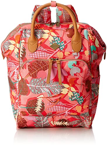 aa55fbc7c97 Oilily Women OES7105 Backpack Pink Size: UK One Size: Amazon.co.uk ...