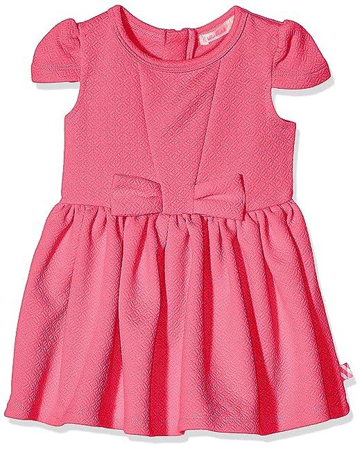 Billieblush U02163, Vestido Para Bebés, Rosa (Rose Fluo), 0-3