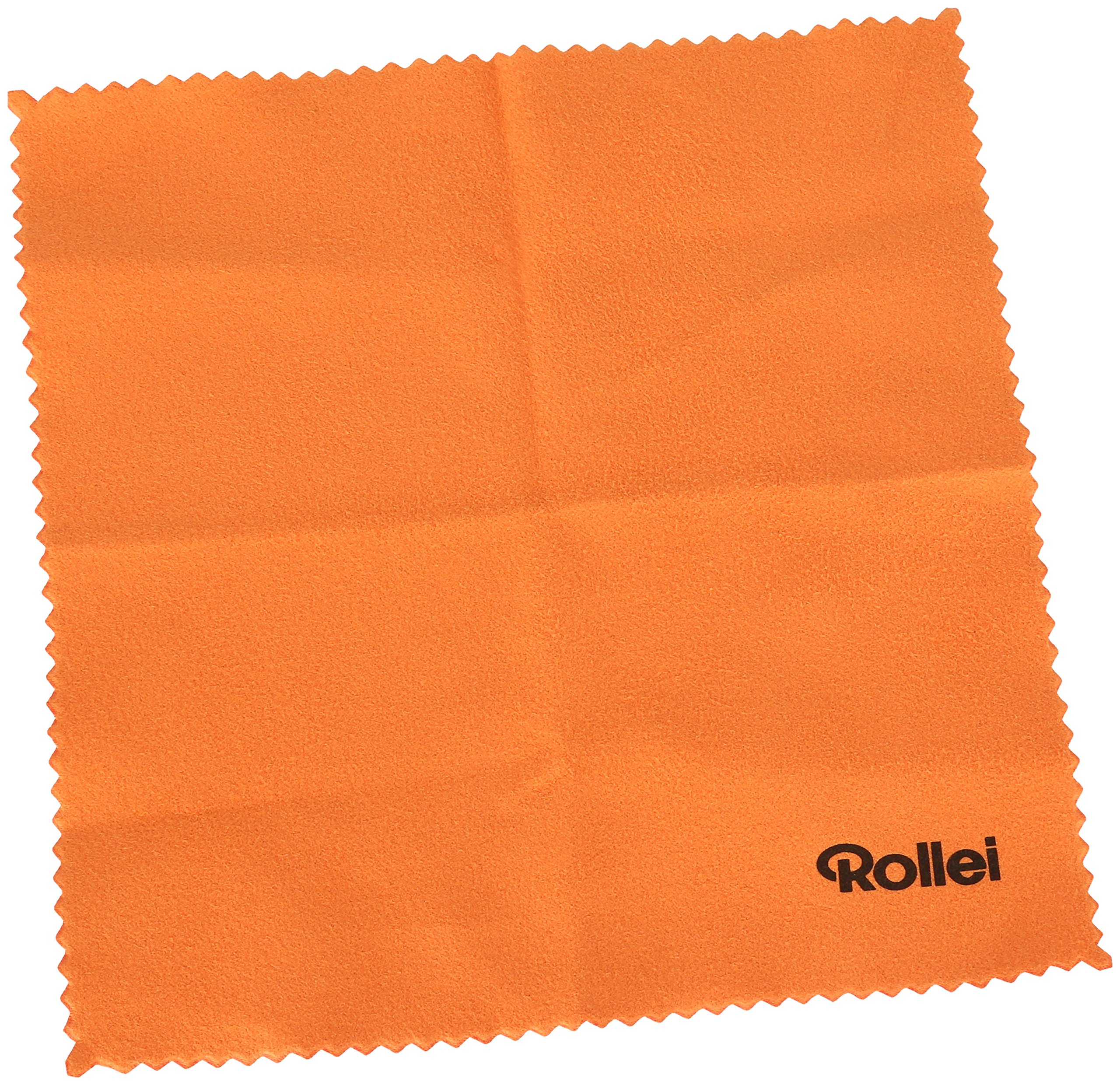 Rollei Square Filter Bag 150 mm - Padded Nylon Bag for Square Filters with a Width of 150 mm, incl. Shoulder Strap and Cleaning Cloth - Black by Rollei (Image #9)