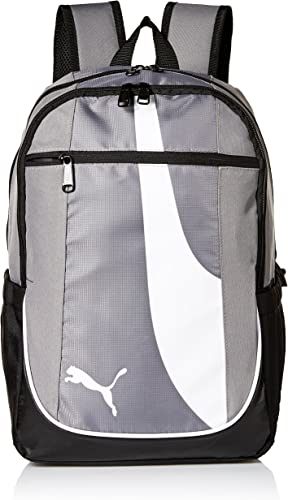 Puma Men s Form Stripe Backpack, Grey, OS