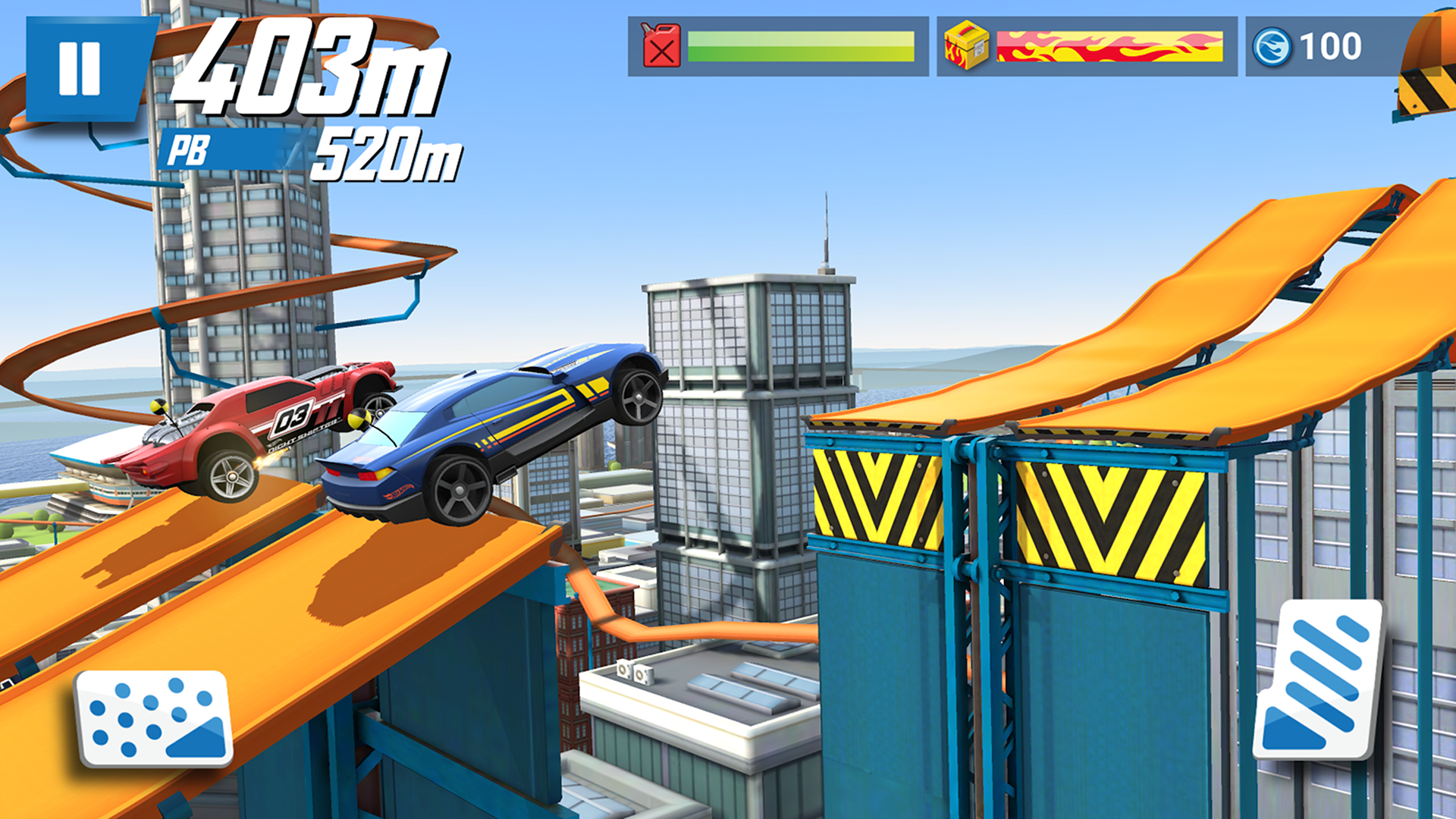 Image result for Hot Wheels: Race Off game pic