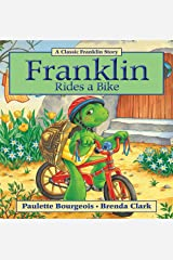 Franklin Rides a Bike (Classic Franklin Stories Book 16) Kindle Edition
