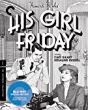 His Girl Friday (The Criterion Collection) [Blu-ray]