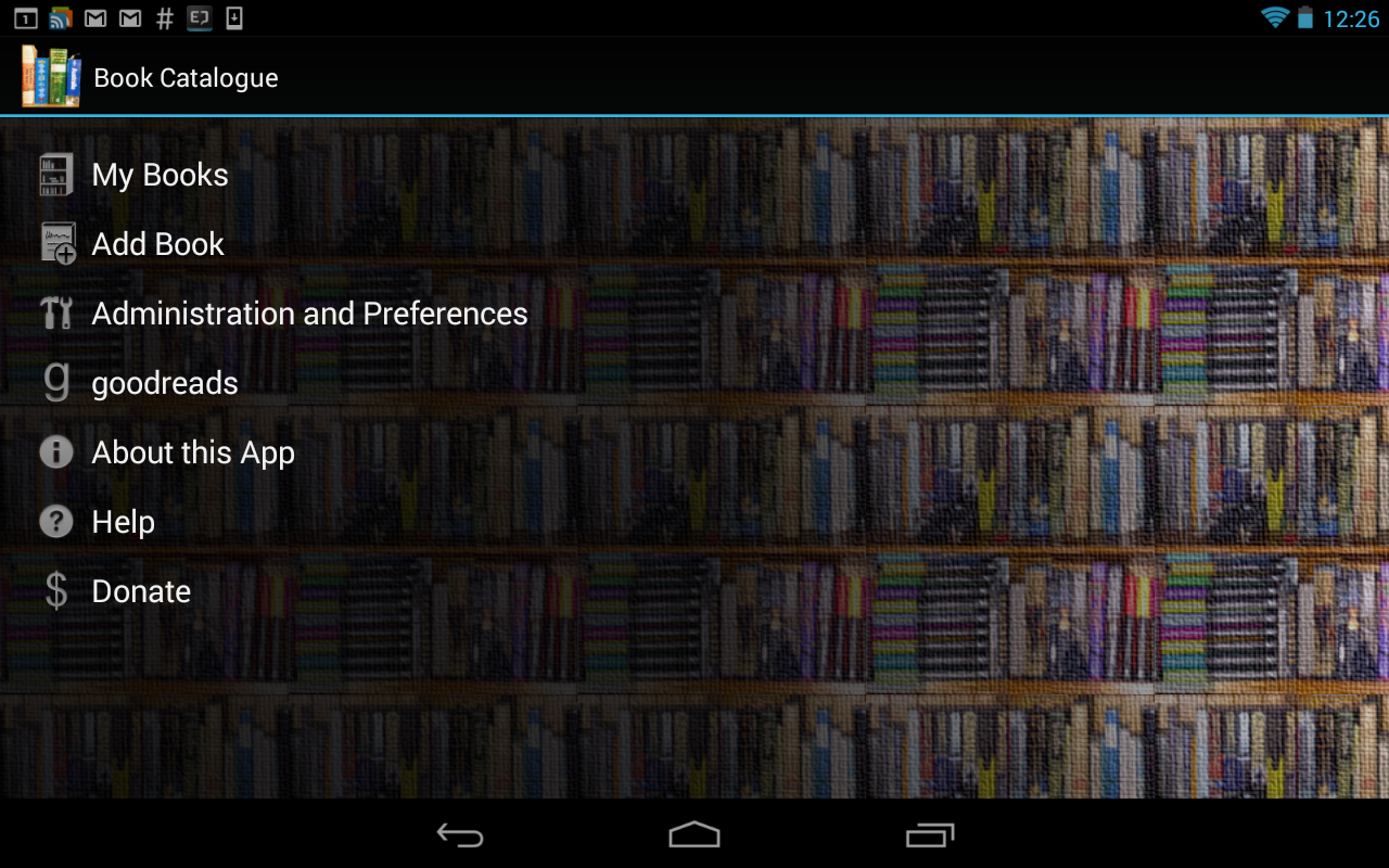 amazon com book catalogue appstore for android