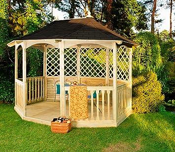 Großartig Amazon.de: Winchester Pavillon mit Schindeldach (Groß) Gartenhaus  TS48