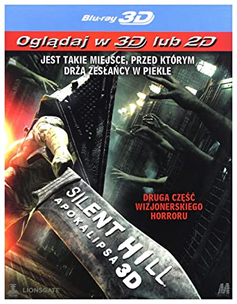 Silent Hill: Revelation 3D Blu-Ray Region Free IMPORT No hay ...