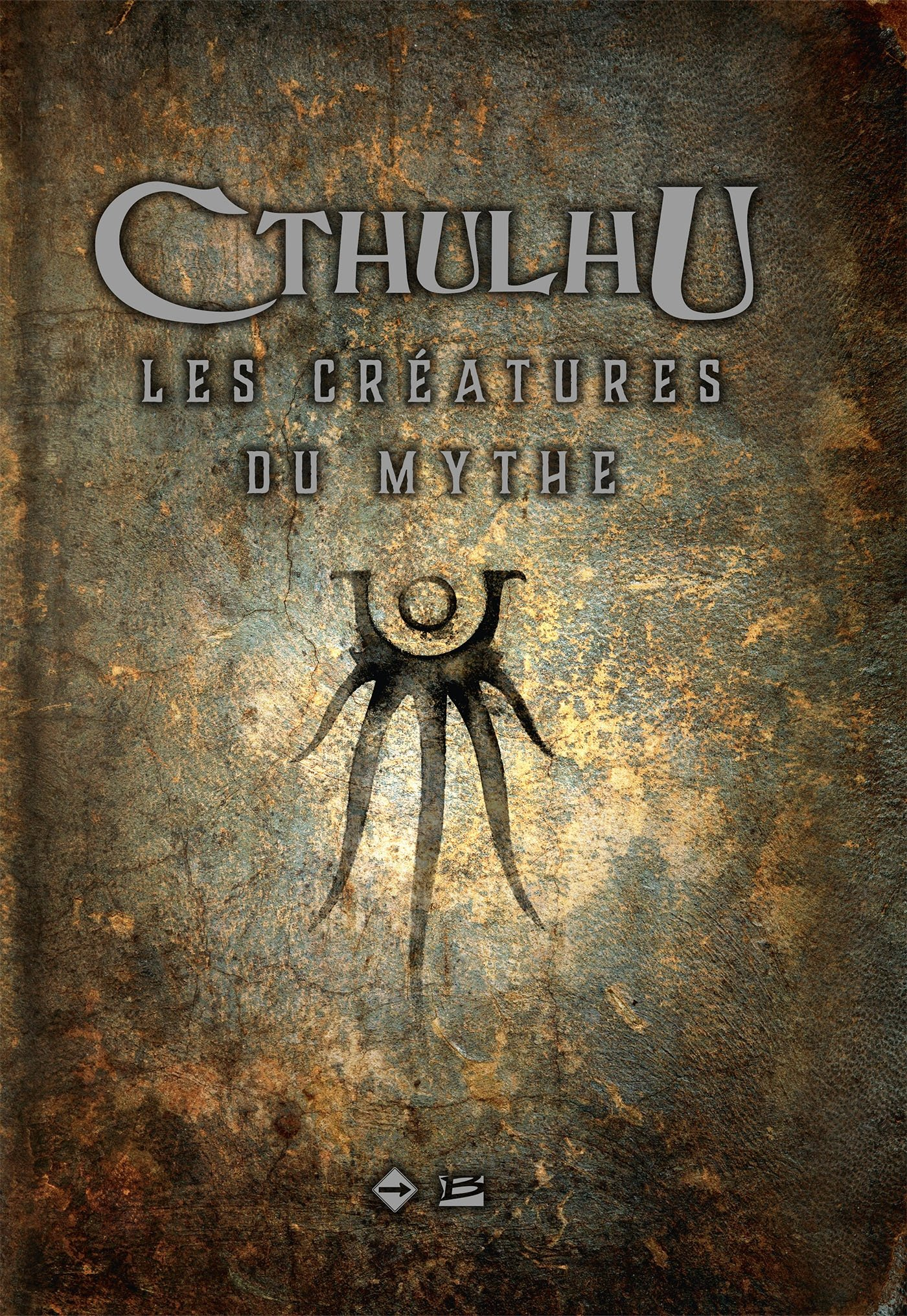 Cthulhu : Les Créatures du Mythe Relié – 20 septembre 2017 Collectif Sandy Petersen Mike Mason Vincent Lelavechef