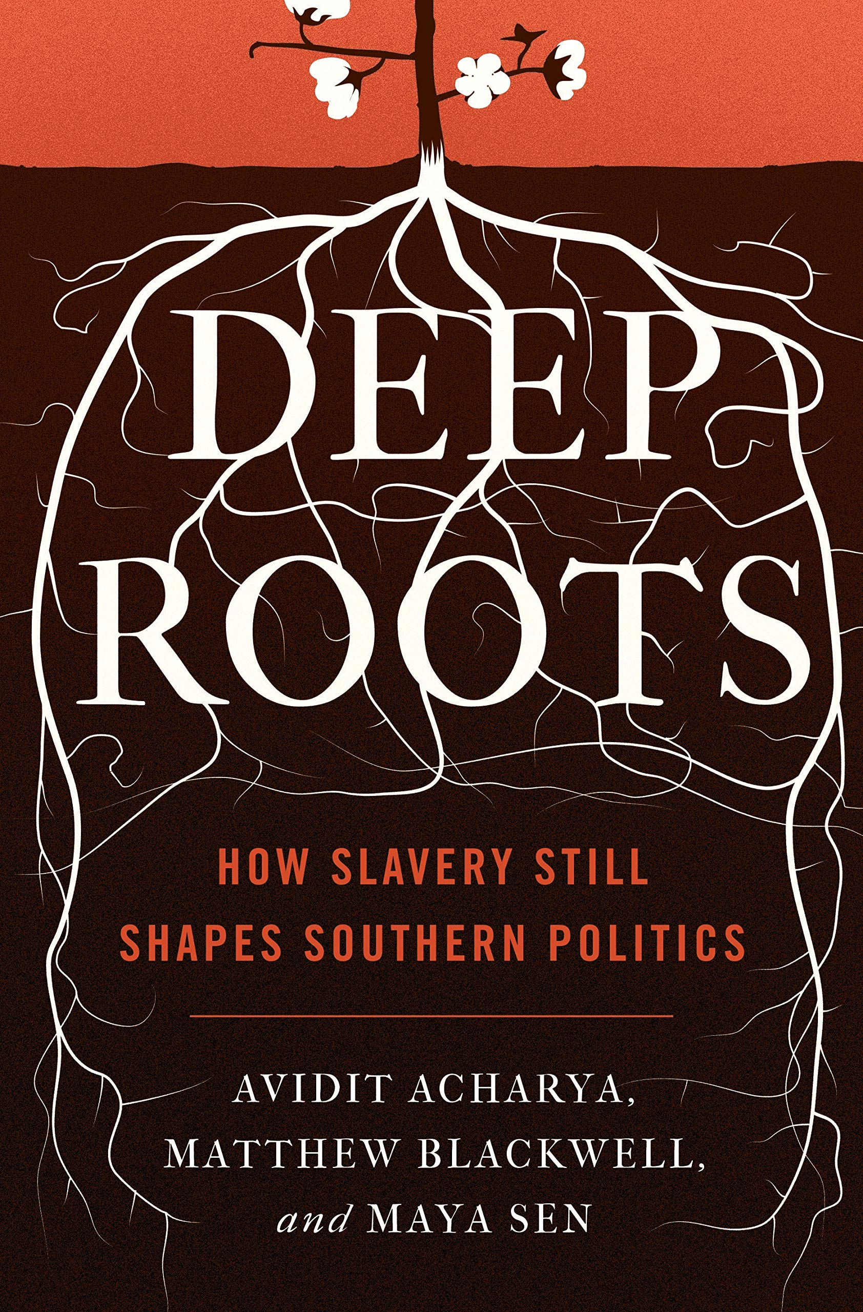 Deep Roots: How Slavery Still Shapes Southern Politics (Princeton Studies in Political Behavior)