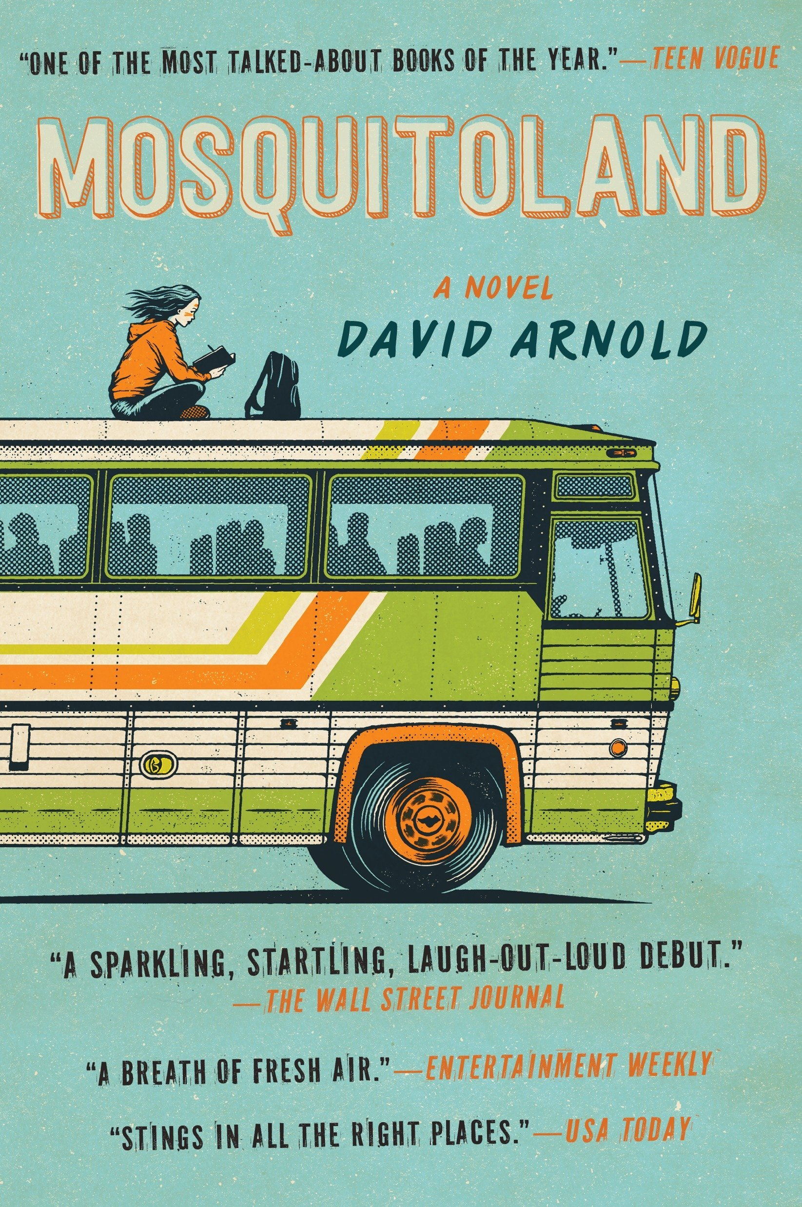 Amazon.com: Mosquitoland (9780147513656): Arnold, David: Books