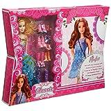 Sinotrade 666A1 Barbie Set Box, Multi Color (11-inch)
